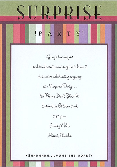 birthday invitations birthday phrases free printable birthday ...