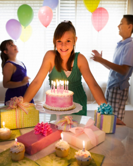 Kids, Teen, Adult Birthday Ideas