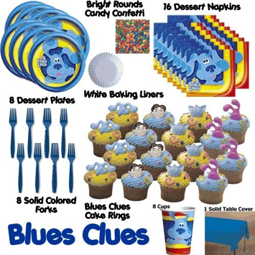 Blues Clues Birthday Cake Blues Clues Birthday Party