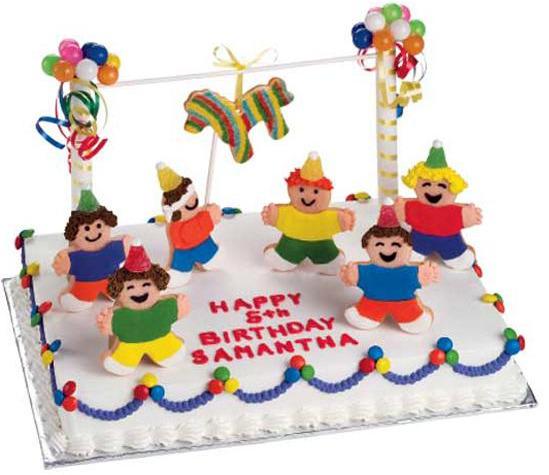 Kids Birthday Cakes And Kids Birthday Cake Ideas