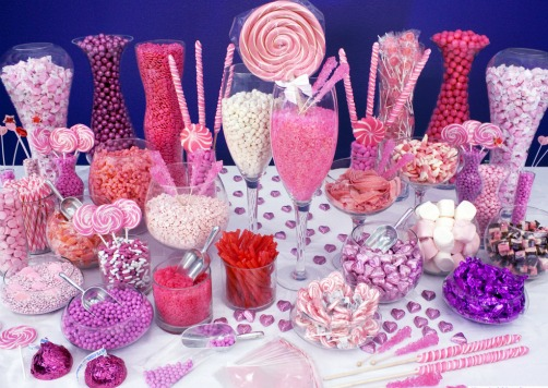 Candy Buffet - Candy Buffets - Candy Party