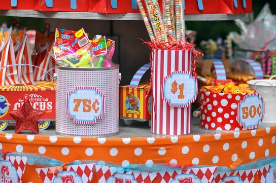 Circus party circus birthday party circus party supplies - Carnival theme party for adults ...