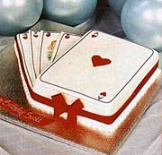 adult theme cake