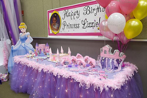 Disney Princess Party Ideas - I Now Crown you Disney Princess for the