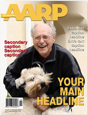 Fake Magazine Covers - Personalized Magazine Covers