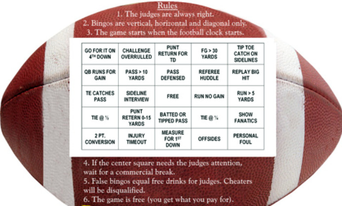 Ideas Bingo Prizes http://www.great-birthday-party-ideas.com/football-party-ideas.html