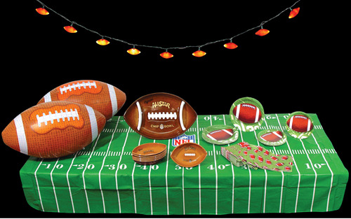 Football Birthday Party Games Football Birthday Party