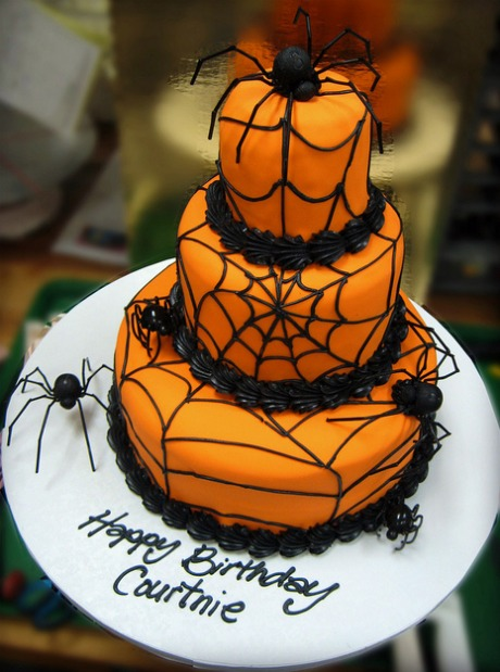 Southern blue celebrations halloween cakes for How to have a great halloween party