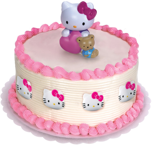 Little Kids Birthday Cake Gallery