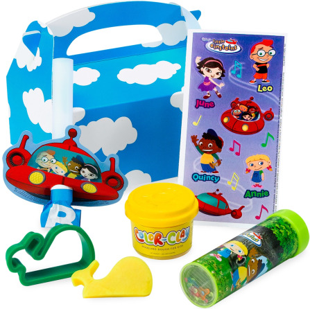 Little Einsteins Cake Decorating Kit