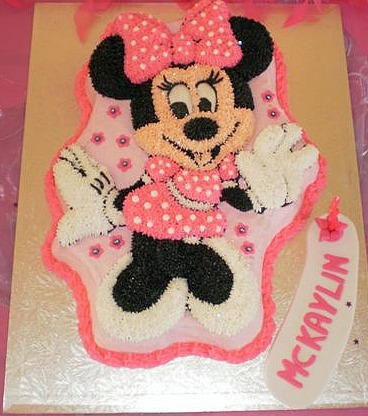 Party Supplies Birthday Minnie Mouse Cake Birthday Party Ideas