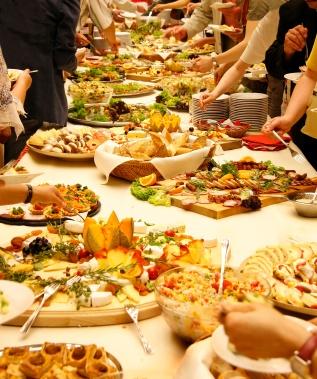 party spread