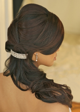 Wedding Decorations  Sale on Quinceanera Hairstyles  For A Really Charming Look  Try Making A Deep