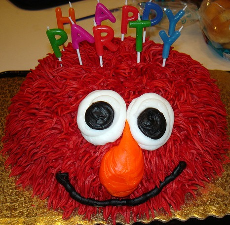 Sesame Street Birthday Party On Character Cupcakes The Cupcake Blog