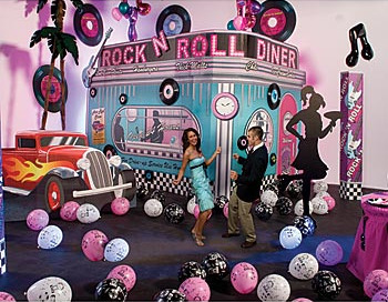 adult birthday party themes. 50th birthday ideas: Throw a Fabulous 50s Party ...