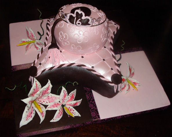 Very Best Girls Sweet 16 Birthday Cake Ideas 593 x 473 · 97 kB · jpeg