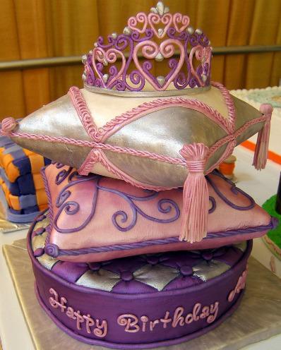 Sweet Birthday Cakes On 16 Sixteen
