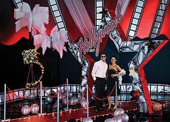 Sweet 16 Hollywood Theme Party Ideas