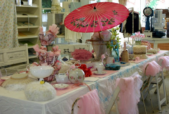 Pin Tea Party Decoration Inspiration On Pinterest