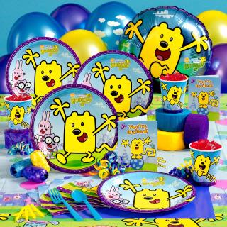 Wow Wow Wubbzy Birthday Party