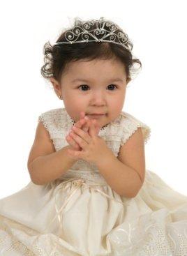 girl baby princess