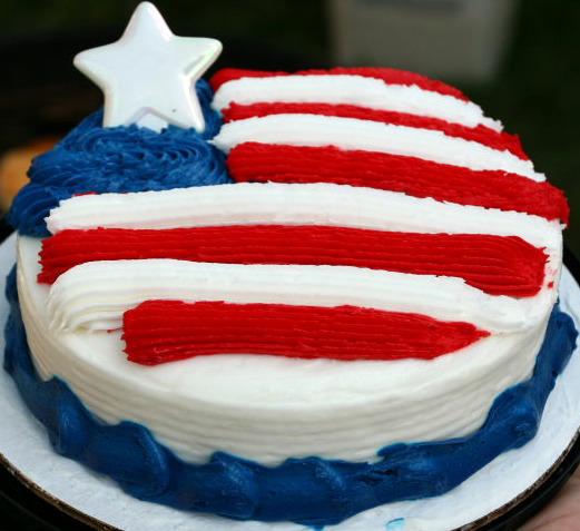 Patriotic Birthday Party