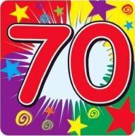 70th coasters