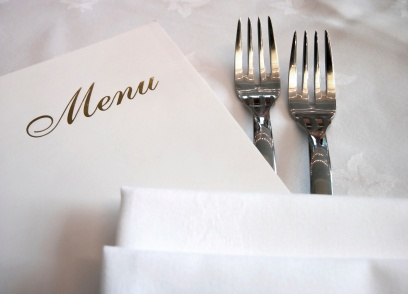 menu party food