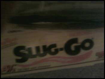 this is a slug-go pack, a pack of slug like things that bass love!!!