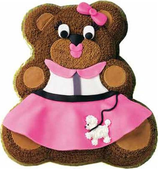 bear hop cake