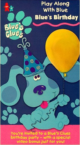 blues clues birthday party activities