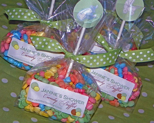 candy party favors