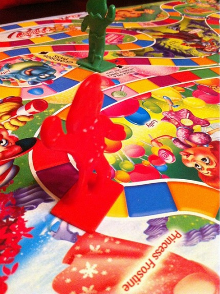 candy party games
