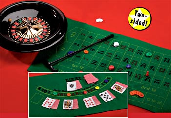 Casino party games ideas ilot de cuisine avec roulettes