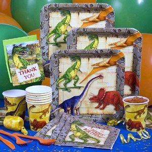 Dinosaur Birthday Decorations
