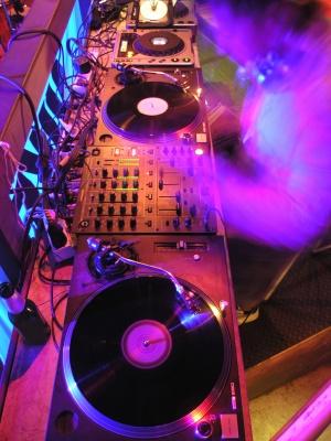 hip hop parties dj