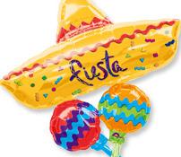 fiesta party balloon
