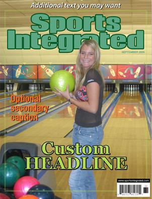 funny sports fake magazine cover