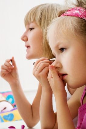 kids games makeup