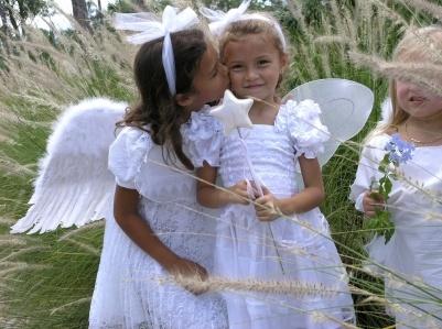 girl fairy angels