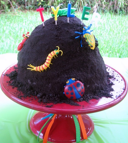 halloween birthday party food