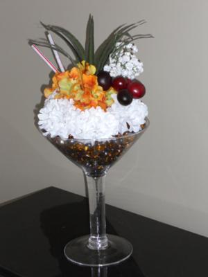 Ice Cream Sundae Centerpiece
