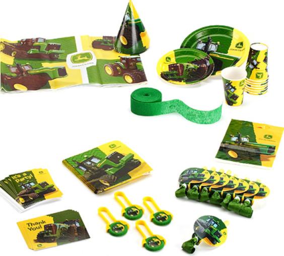 John Deere Party Supplies