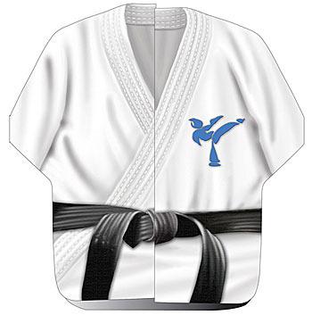karate invitation