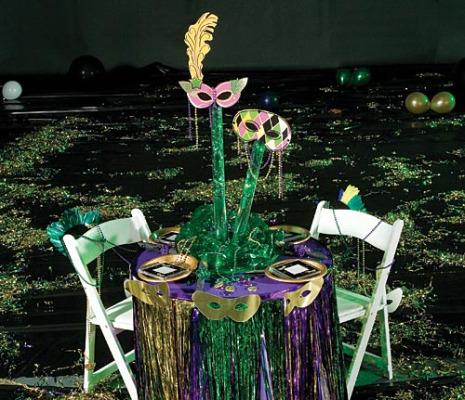 mardi table