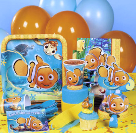 Nemo Party Supplies
