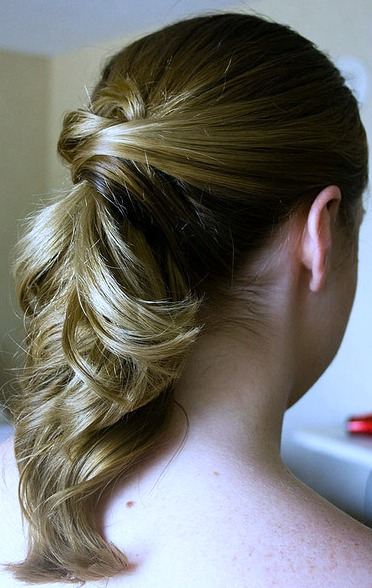 Quinceanera Ponytails Hairstyles