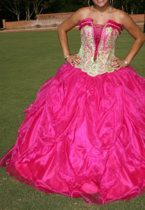 Quinceanera Dresses Pink
