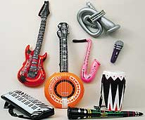 rock star instruments