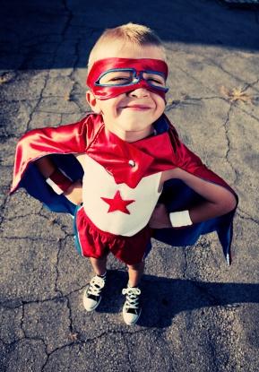 superhero birthday themes